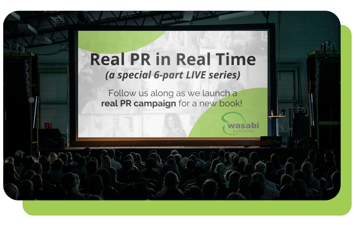 Real-time PR Campaign